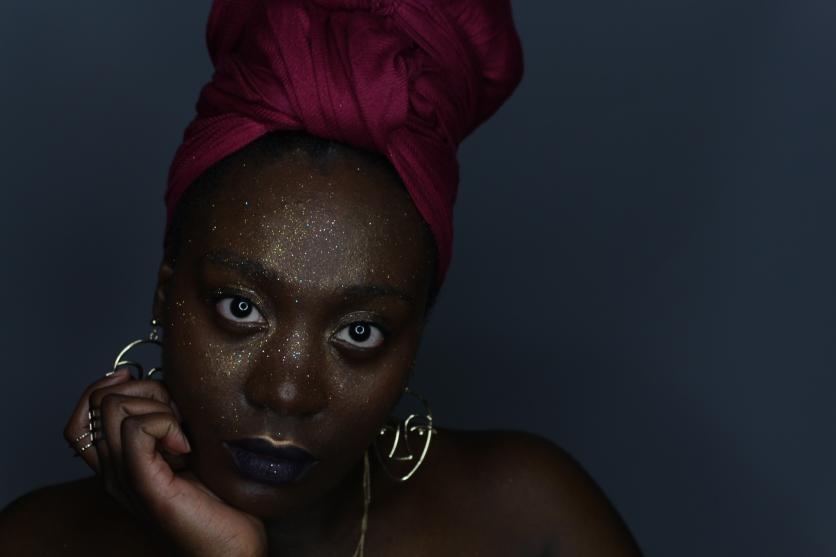 Model - Sheena Okyereoye, Hair- Jessica Olamide, MUA,CD and Photography - Myself